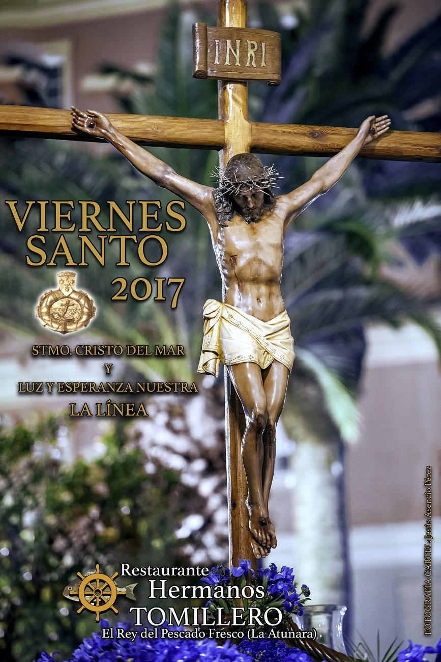 CARTEL CRISTO DEL MAR 2017