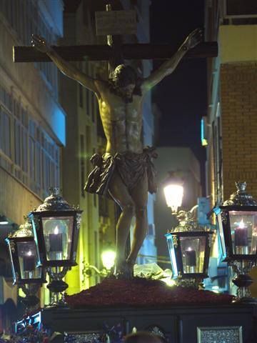 Stmo. Cristo de la Esperanza.