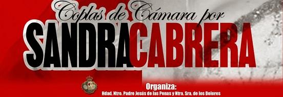 cartel sANDRA cABRERA
