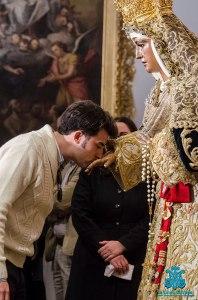 Alvaro Picardo, Amor a la Virgen