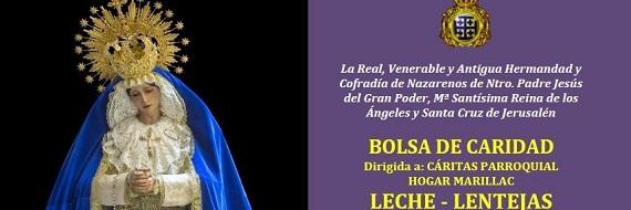 BOLSA DE CARIDAD OCTUBRE 2016 GRAN PODERcccc
