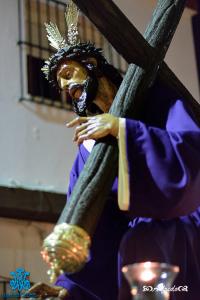 Jesús del Perdón en Vía Crucis