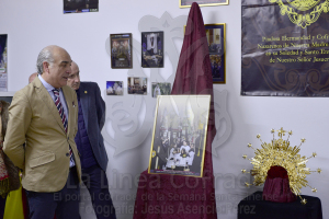 García Fajardo, candidato Hermano Mayor Soledad
