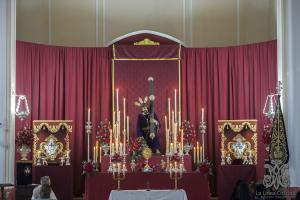 Altar de Cultos Jesús del Perdón