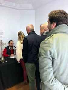 Participación de los Hermanos en las urnas