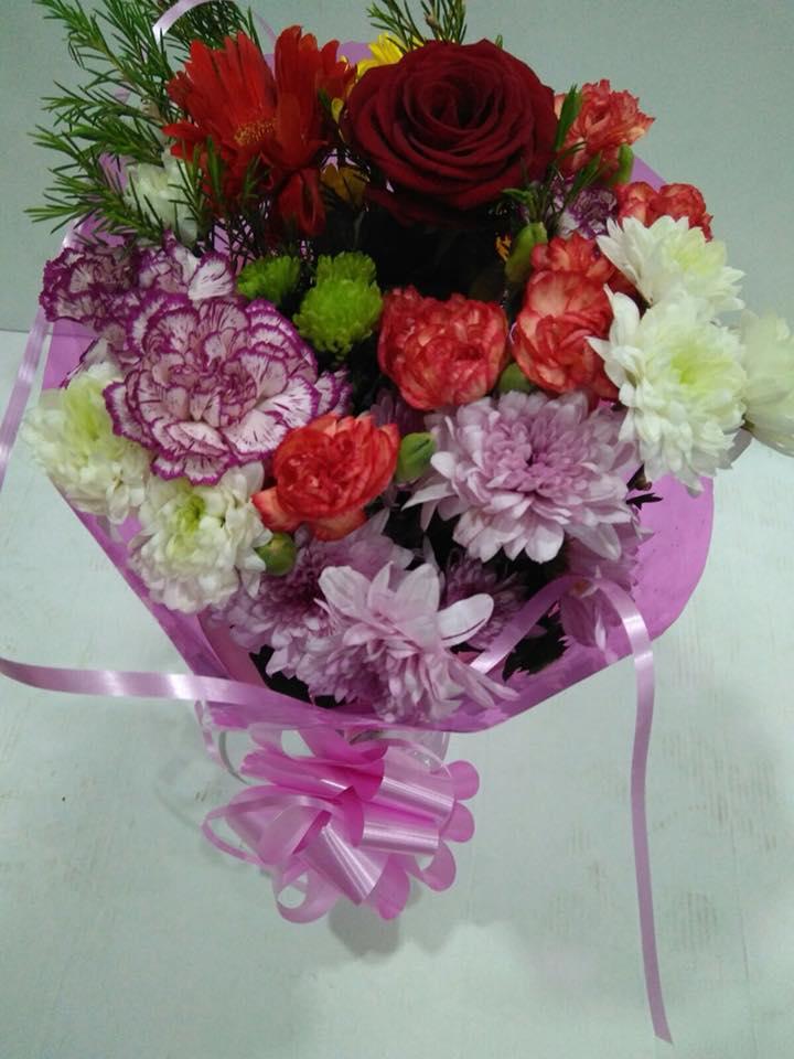 Regala flores el día de las Madres