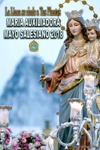 Cartel María Auxiliadora 2018