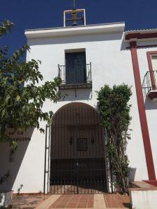 Fachada casa hermandad del Rocío de La Línea