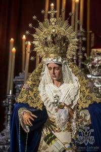 Virgen del Amor en Cultos