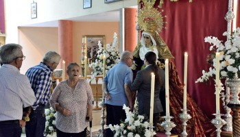 Cultos Nuestra Señora del Mayor Dolor 2019