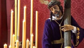 QUINARIO A JESÚS DEL PERDÓN, CRISTO REY