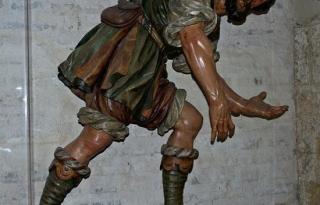 esculturadelcirineoquea