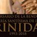XXV AÑOS CON MARÍA SANTÍSIMA DE LA TRINIDAD