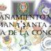 ACOMPAÑAMIENTO MUSICAL PARA LA SEMANA SANTA 2019, LA LINEA DE LA CONCEPCIÓN